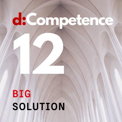 Digitale Kompetenz für große Unternehmen in 12 Wochen